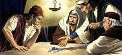 Chẳng lẽ con sao?- Suy niệm Tin Mừng thứ Tư tuần Thánh (31.3.2021)