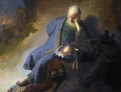 Nhà Chúa bị đóng cửa nhưng vinh quang Chúa không rời xa dân Người