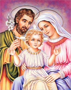 Lễ Thánh Gia Nadarét - Suy niệm TMCN Năm B