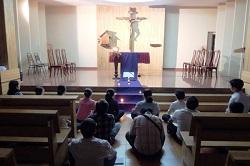 Vài cảm nhận sau giờ chia sẻ và cầu nguyện với những bài hát từ Cộng đoàn Taizé