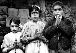 Các trẻ chăn cừu làng Fatima