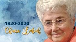 Phong trào Focolare kỷ niệm 100 năm ngày sinh vị sáng lập- chị Chiara Lubich