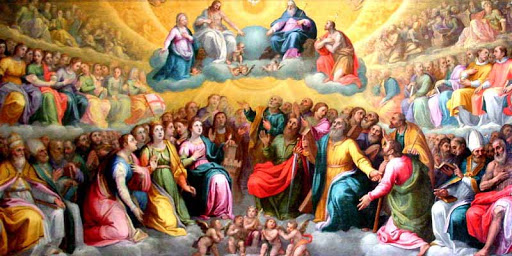 Con đường Tám mối - Lễ các Thánh nam nữ