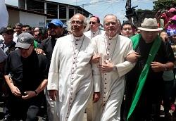 Giáo hội Nicaragua tiếp tục làm trung gian đối thoại trong hòa bình