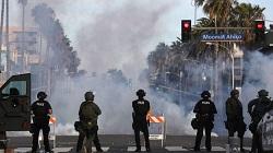 François: aucune tolérance envers le racisme, et non à la violence