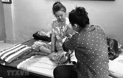 Tâm sự của một bệnh nhân: Người ở bên tôi