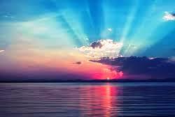Mặt trời đang lên!