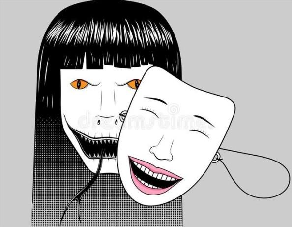 Bộ mặt ẩn giấu của cái ác