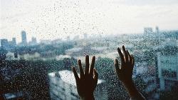 Phải chăng tiếng mưa?
