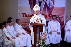 Caritas TGP Sài Gòn: Mừng lễ bổn mạng