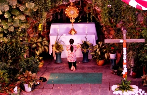 Ý nghĩa thần học và linh đạo của việc tôn thờ Thánh Thể (2)