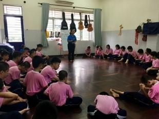 Sinh hoạt ngoại khóa 16.3.2019: Đến với Mái ấm Nhật Hồng