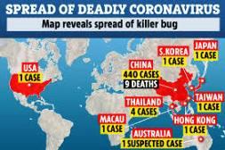 Cầu nguyện trong cơn đại dịch virus Corona