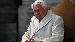 """Đức nguyên Giáo hoàng Biển Đức XVI tái khẳng định: """"Không có hai Giáo hoàng"""""""