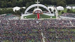 Hơn 500 ngàn tín hữu tham dự Thánh lễ với Đức Thánh Cha tại Dublin