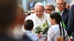 Đừng thế tục hoá đức tin, Giáo Hội là ngôi nhà của Lòng Thương Xót