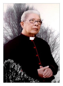 Lễ Tưởng niệm Đức Ông G.B Lê Xuân Hoa - Nhà thơ Xuân Ly Băng
