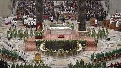 ĐGH Phanxico cử hành Thánh lễ ngày Thế giới Truyền giáo 2019