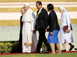 Chuyến viếng thăm của Đức Giáo hoàng là một hồng ân