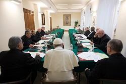 Hội đồng Hồng y tư vấn nhóm họp Khoá thứ 24