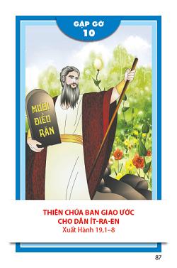 Giới thiệu Sách giáo lý Hiệp thông (10 tuổi)
