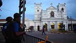 Tuyên bố của Đức TGM Phêrô Nguyễn Văn Tốt, Sứ Thần Tòa Thánh tại Sri Lanka, về vụ khủng bố