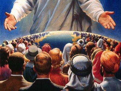 """Lời sống tháng 3/2016: """"Triều đại Thiên Chúa đã đến giữa các ông"""" (Lc 11, 20)"""