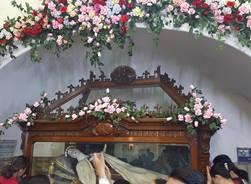 Dòng kín Sài Gòn: Mừng lễ chị Thánh Têrêsa