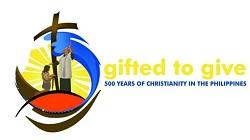 Giáo hội Philippines công bố Logo kỷ niệm 500 năm Kitô giáo hiện diện