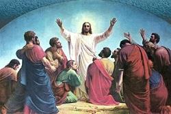 Lời Sống tháng 5/2017: `` Thầy sẽ ở cùng anh em ... đến tận thế``
