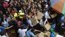 Giáo hội Philippines giúp đỡ nạn nhân lũ lụt tại Manila