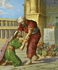 Liturgical day: Thursday 10th in Ordinary Time