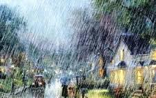 Cơn mưa thác vọng
