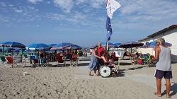 Mùa hè cho người khuyết tật