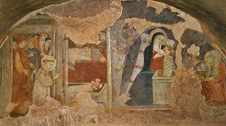 Le Pape se rend dimanche à Greccio, village de la première crèche