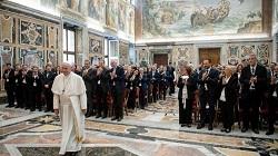 ĐGH tiếp Liên đoàn các tuần báo Công Giáo Italia