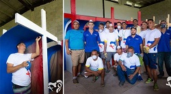 Tù nhân Panama làm tòa giải tội cho Đại hội Giới trẻ Thế giới 2019
