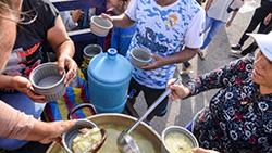 Giáo hội Peru hỗ trợ di dân Venezuela