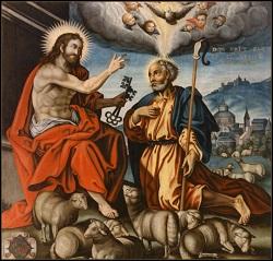 Dù chúng ta tội lỗi, Giáo hội vẫn đứng vững, vì có Chúa ở cùng