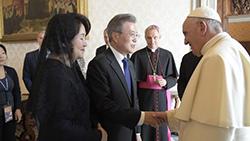 Thánh lễ cầu nguyện hòa bình cho bán đảo Triều Tiên