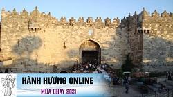 Câu chuyện bức tường thành Giêrusalem