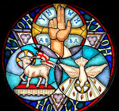 Ba Ngôi Thiên Chúa ở cùng tôi