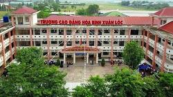 Trường Cao đẳng Hoà Bình Xuân Lộc: trường CĐ Công giáo duy nhất tại VN