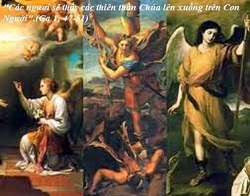 Liturgical day: September 29th: Michael, Gabriel and Raphael, Archangels