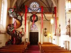 Chiếc cầu thang của thánh Giuse?
