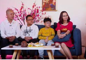 Thời vàng son của gia đình - Đồng hành cùng con