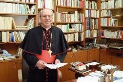 Tân niên trưởng Hồng y đoàn: Giovanni Battista Re