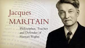Jacques Maritain: Triển khai học thuyết nhân bản Kitô giáo