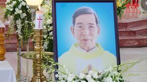 Thánh lễ đưa chân cố Linh mục Gioan Bt Lê Đăng Niêm (1.5.2019)