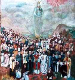 Kinh các thánh Tử Đạo Việt Nam
